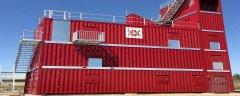American Fire Training Systems Custom Buildings